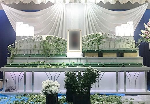 生花祭壇写真3