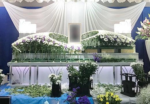 生花祭壇写真5