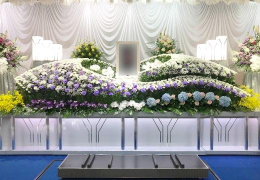 生花祭壇写真7